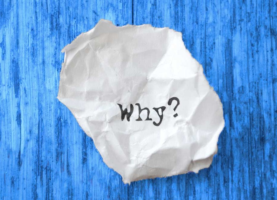 When Creating Content, Ask Yourself Why? Then Focus on 3 Things