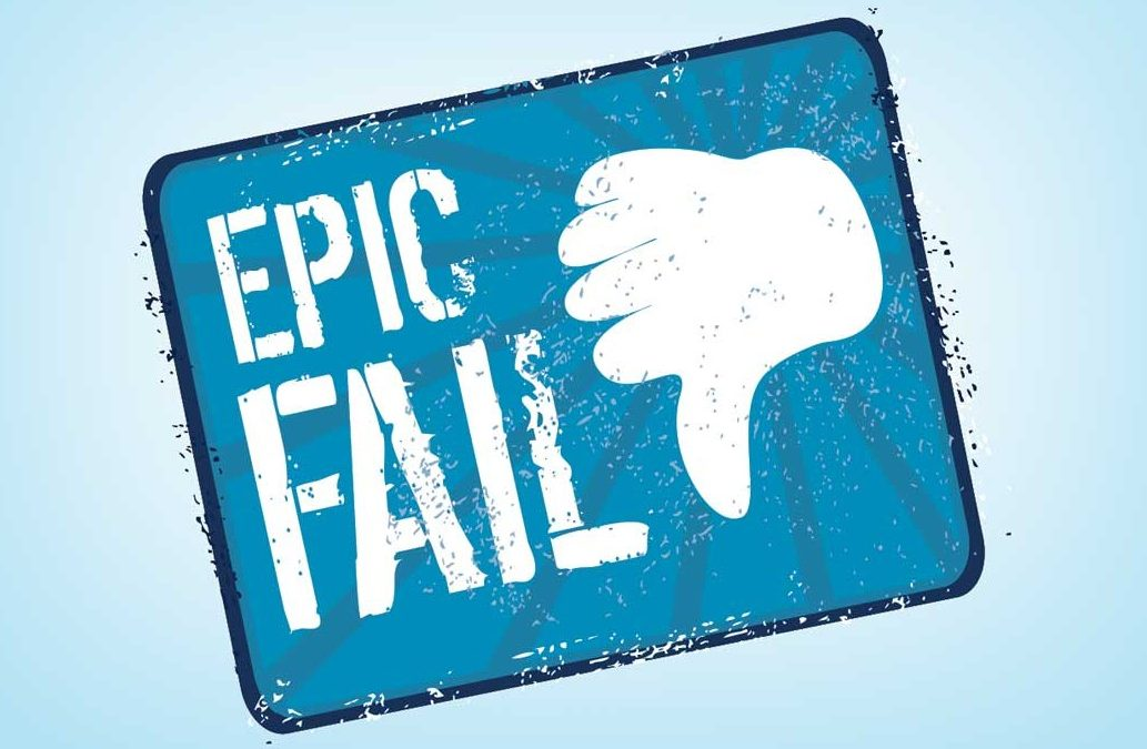 4 Ways Your Content Marketing is Failing