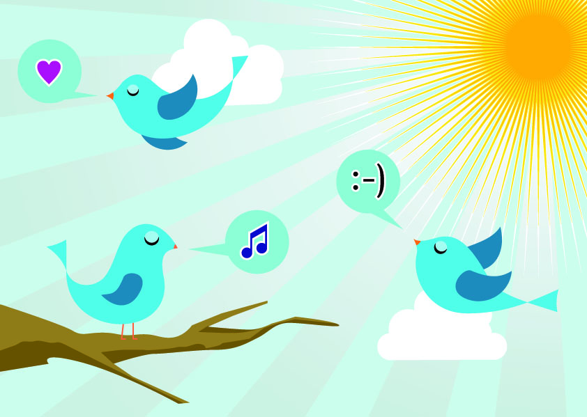Tweet to Reach: How Twitter Can Help the Outreaching Process