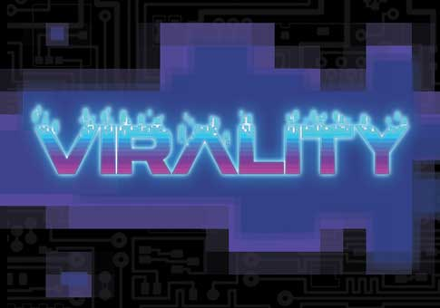 Virality: A Game for Anyone Who Wants to Smash Internet Trolls
