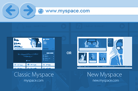 How to Make Myspace Relevant Again [Comic]