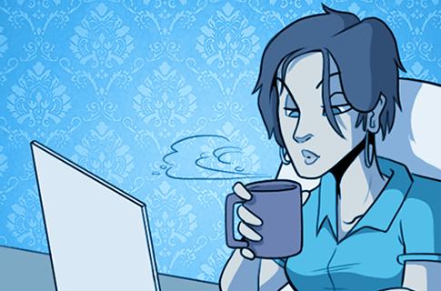 Corrective Behavior for Keyword Stuffing [Comic]