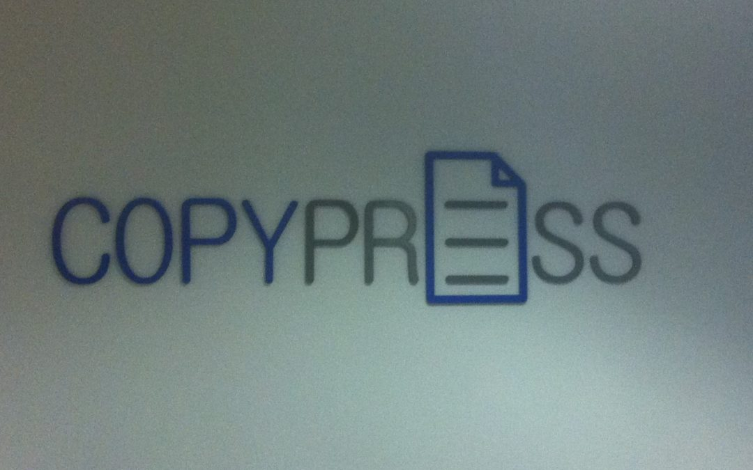 What Three Months At CopyPress Has Taught Me