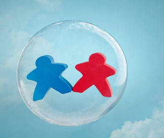 Marketers: Step Out of Your Bubble and Into the Real World