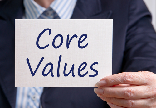 When Core Values Translate Into Sales