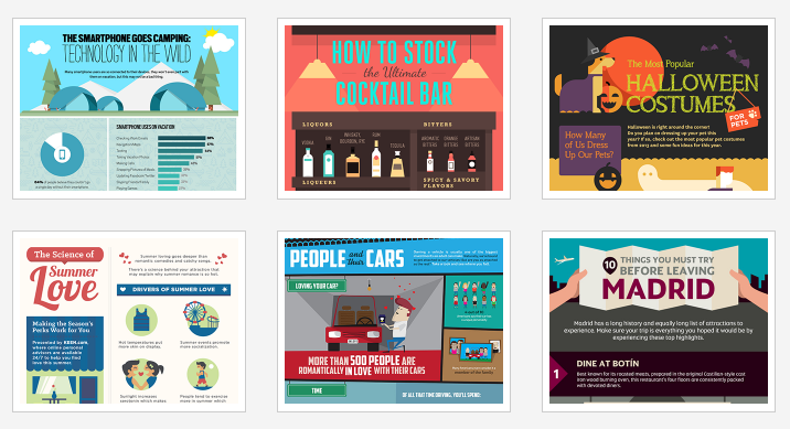 Tips for Making an Effective Infographic