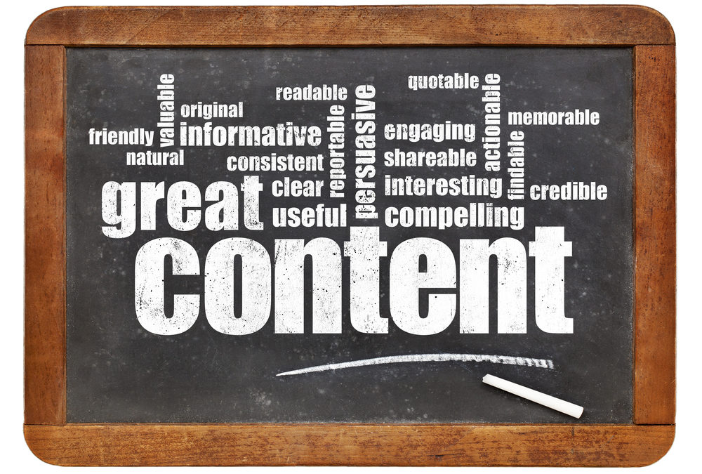 What Does Good Content Marketing Look Like?