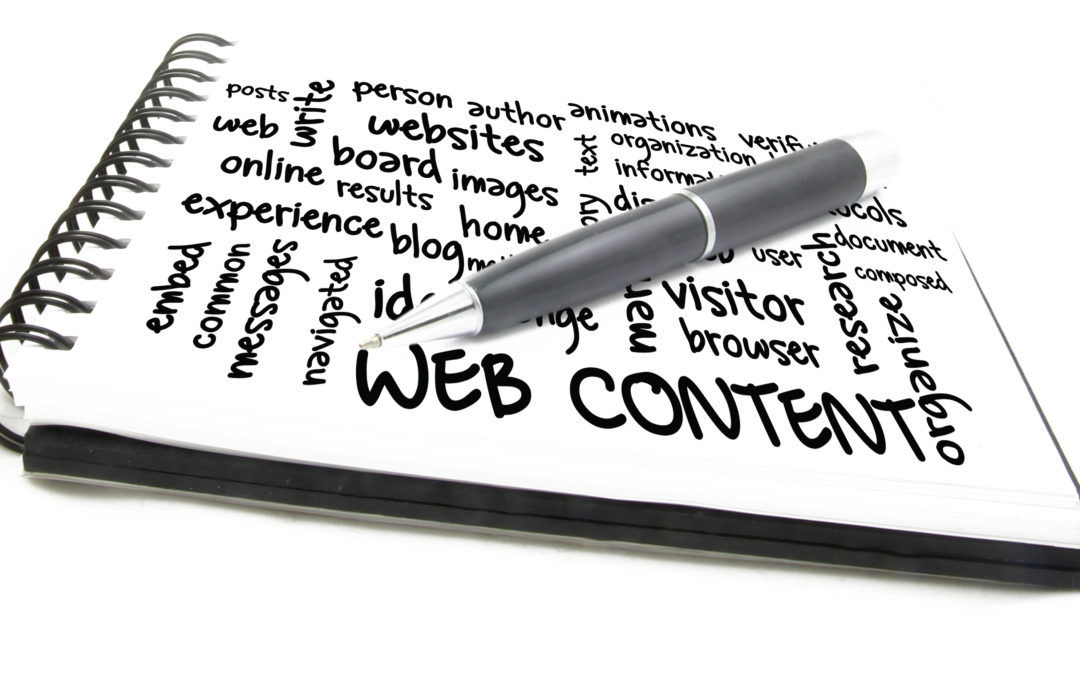 7 Questions to Ask Yourself When Creating Your Website Content