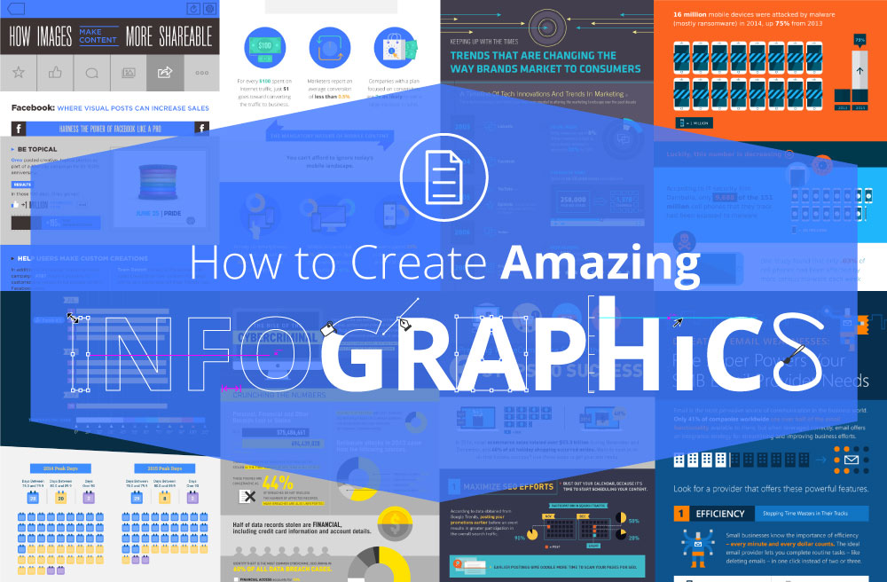 Whitepaper Release: How to Create Amazing Infographics