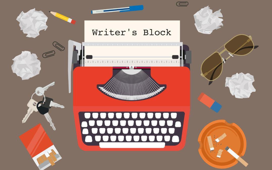Creative Spotlight: Beating Writer's Block