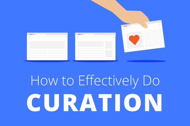 Whitepaper Release: How to Effectively Do Curation
