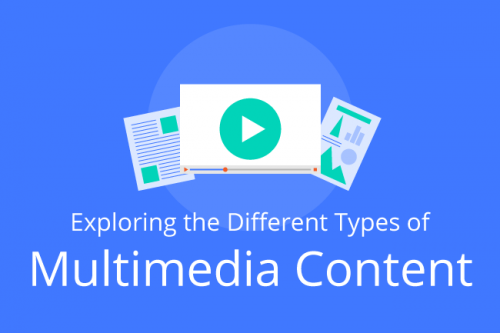 Whitepaper Release: Exploring the Different Types of Multimedia Content