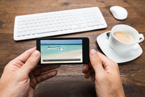 Why Mobile Video Should Be Included in Your Content Marketing Strategy