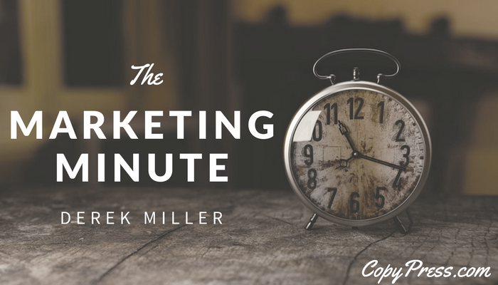 The Marketing Minute with Derek Miller: Meryl Streep's Golden Globe Speech