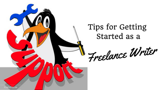 Creative Spotlight: Tips for Getting Started as a Freelance Writer