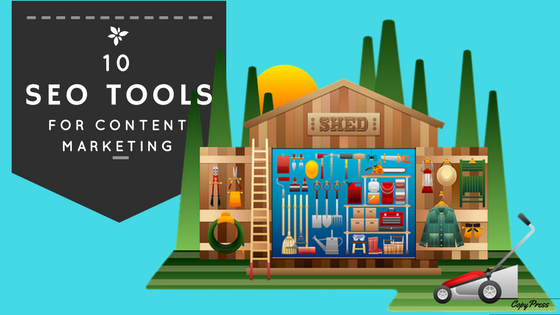 10 SEO Tools for Content Marketing