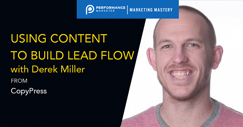 Using Content To Build Lead Flow