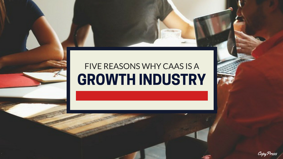 Five Reasons Why CAAS Is a Growth Industry