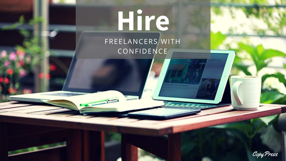 Hire Freelancers with Confidence