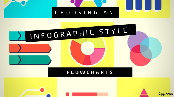 Choosing an Infographic Style: Flowcharts