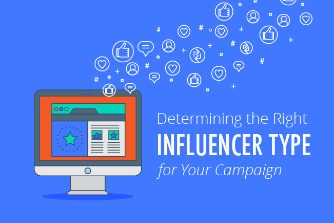 Whitepaper Release: Determining the Right Influencer Type for Your Campaign