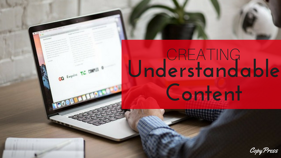 Creating Understandable Content
