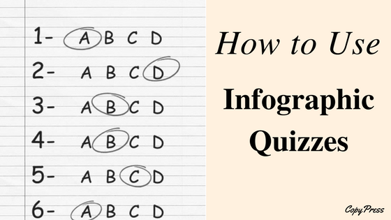 How to Use Infographic Quizzes