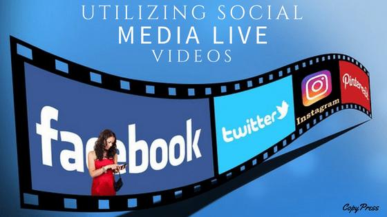 Utilizing Social Media Live Videos
