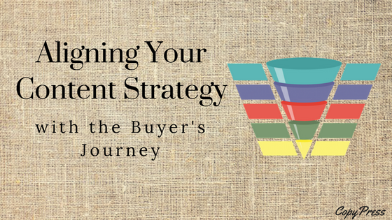 Aligning Your Content Strategy with the Buyer's Journey