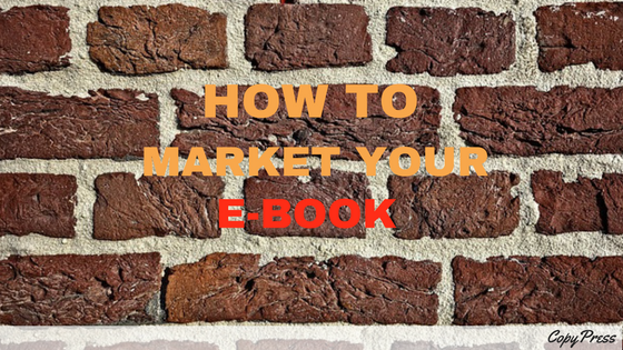 How to Market Your E-book