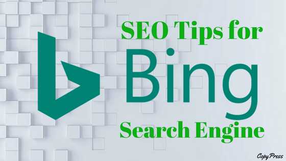 SEO Tips for Bing Search Engine
