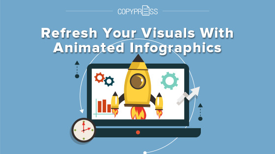 Refresh Your Visuals With Animated Infographics