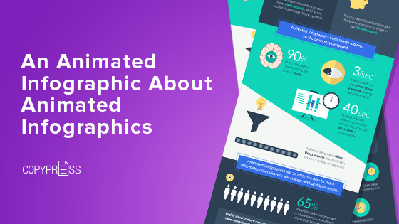 An Animated Infographic About Animated Infographics
