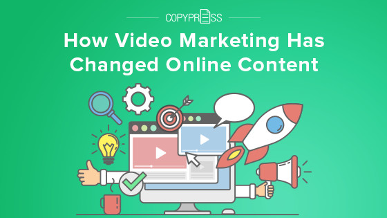 White Paper Release: How Video Marketing Has Changed Online Content