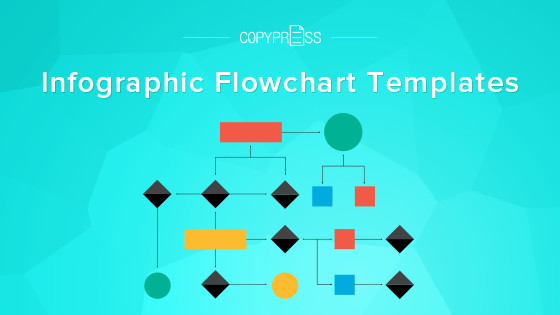 Flowchart Templates | Infographic Flowchart Templates Copypress
