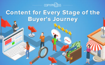 Content for Every Stage of the Buyer's Journey