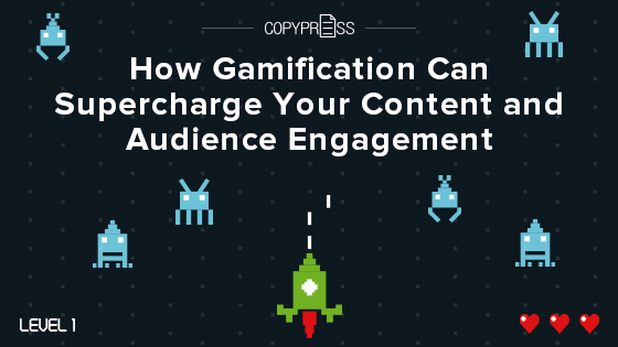 How Gamification Can Supercharge Your Content and Audience Engagement