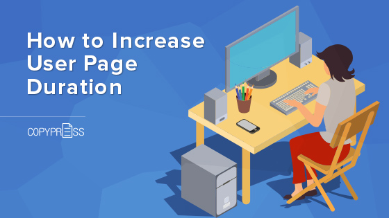 How to Increase User Page Duration