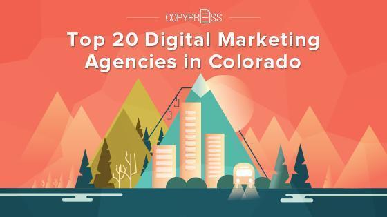 Top 20 Digital Marketing Agencies in Colorado