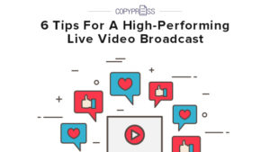 Live Video Content Tips