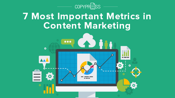 7 Most Important Metrics in Content Marketing