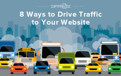 8 Ways to Drive Traffic to Your Website