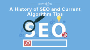 Discover the history of SEO