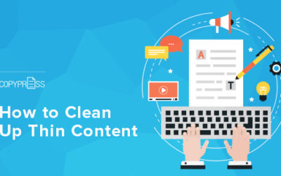 How to Clean Up Thin Content
