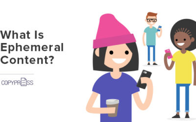 What Is Ephemeral Content?
