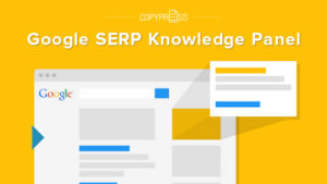 Learn about Google SERP Knowledge Panel