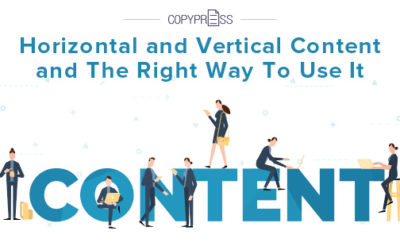 Horizontal and Vertical Content and The Right Way To Use It