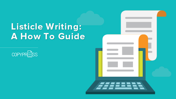 A guide on listicle writing.
