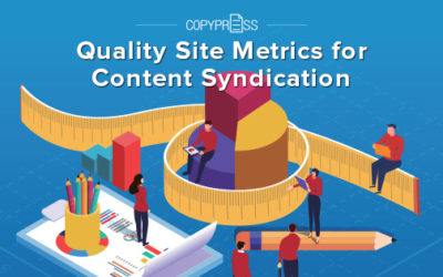 Quality Site Metrics for Content Syndication