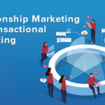Relationship marketing differs from transactional marketing. Learn how.